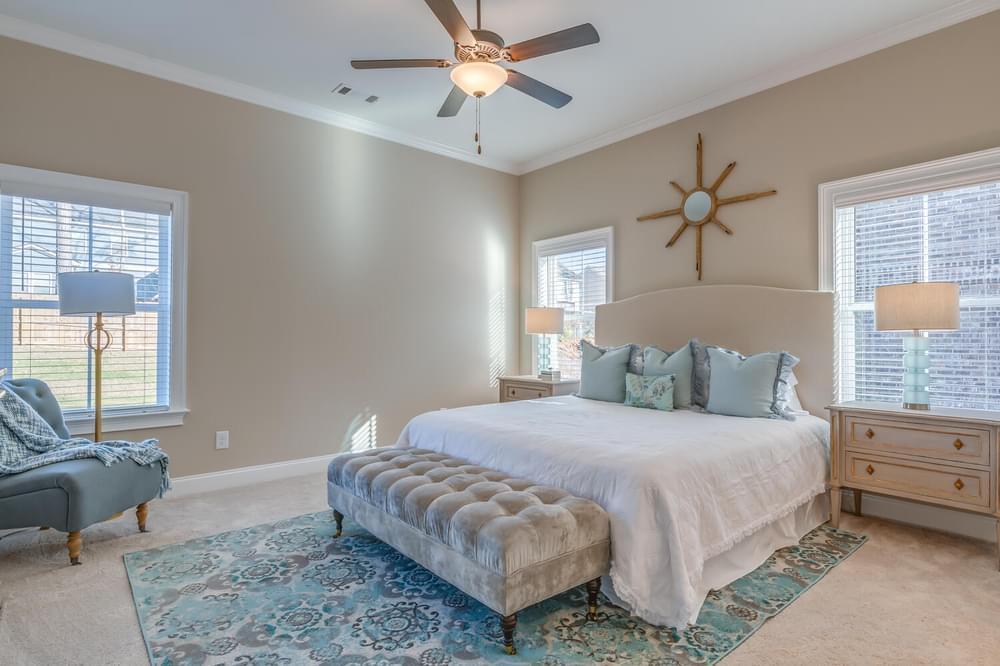 Bedroom featured in the Endsleigh By Stone Martin Builders in Auburn-Opelika, AL