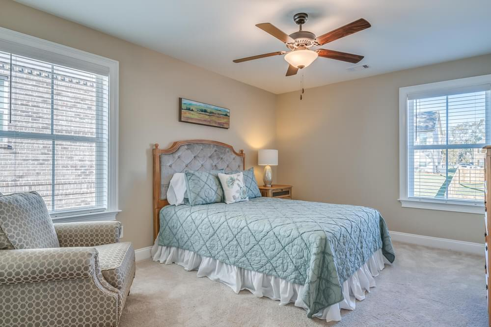 Bedroom featured in the Endsleigh By Stone Martin Builders in Dothan, AL