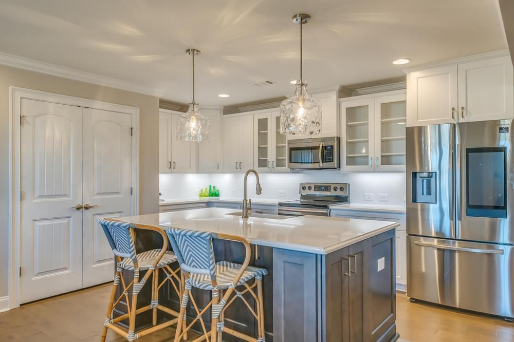'McClain Landing' by Stone Martin Builders in Montgomery