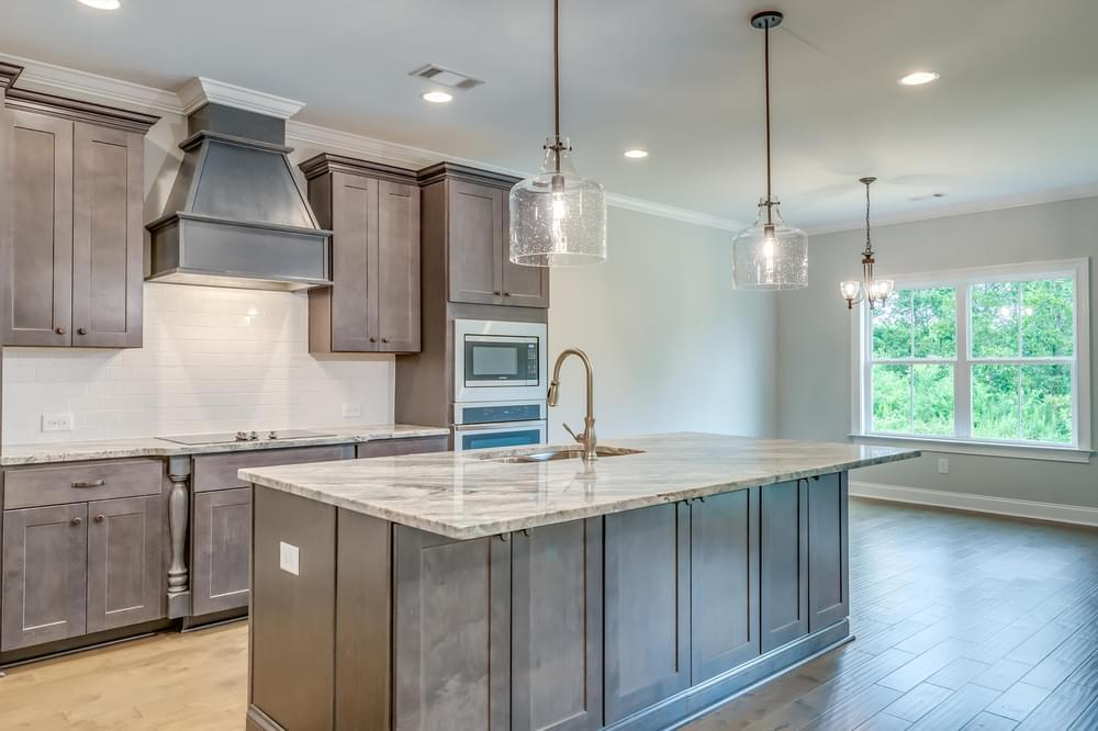 Kitchen featured in the Lakewood By Stone Martin Builders in Huntsville, AL