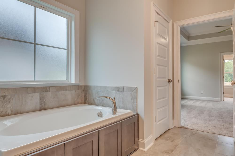 Bathroom featured in the Lakewood By Stone Martin Builders in Huntsville, AL