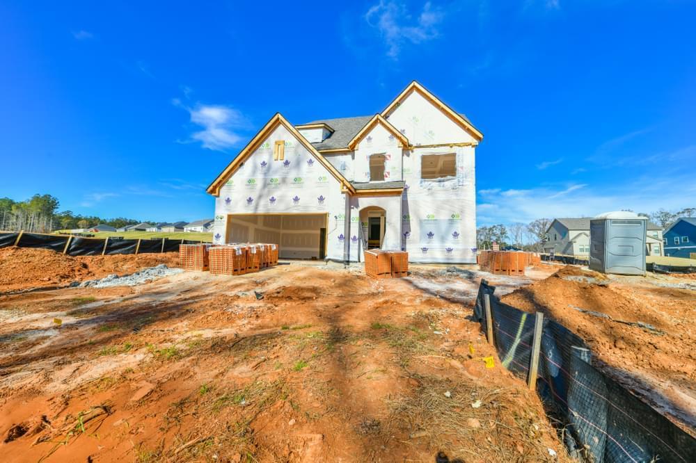 'Donahue Ridge' by Stone Martin Builders in Auburn-Opelika
