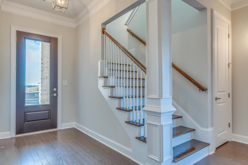 Living Area featured in the Huntington By Stone Martin Builders in Montgomery, AL