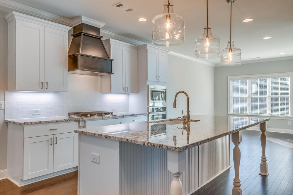 Kitchen featured in the Shackleford By Stone Martin Builders in Auburn-Opelika, AL