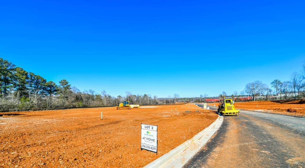 'Eastview' by Stone Martin Builders in Huntsville