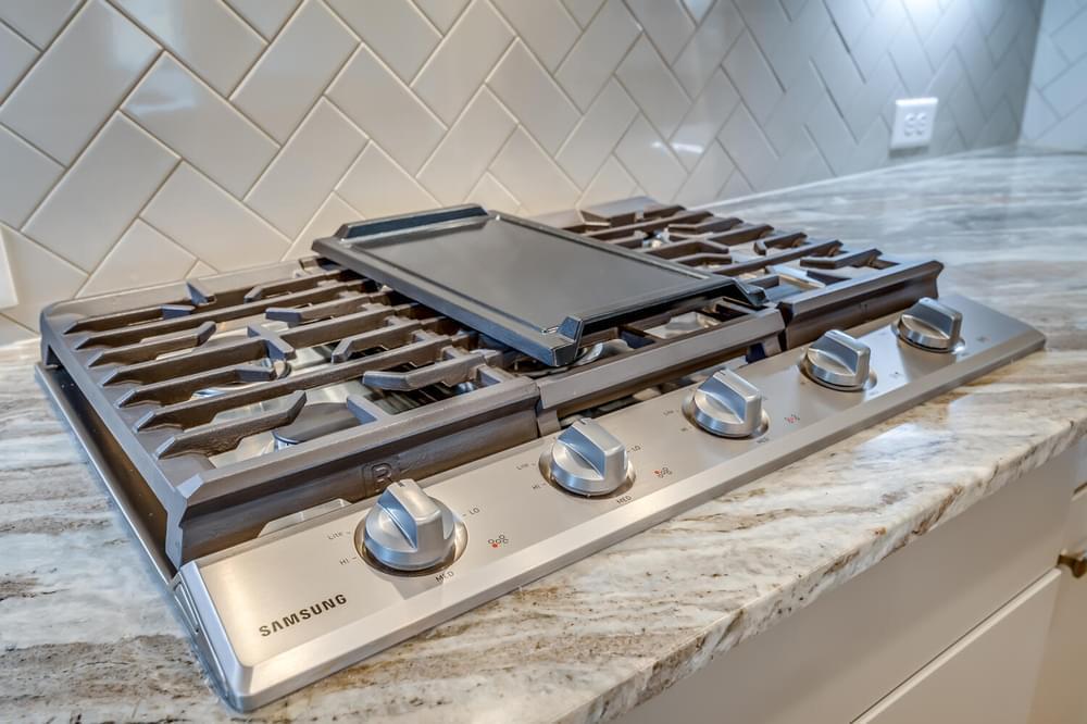 Kitchen featured in the Norwick By Stone Martin Builders in Huntsville, AL