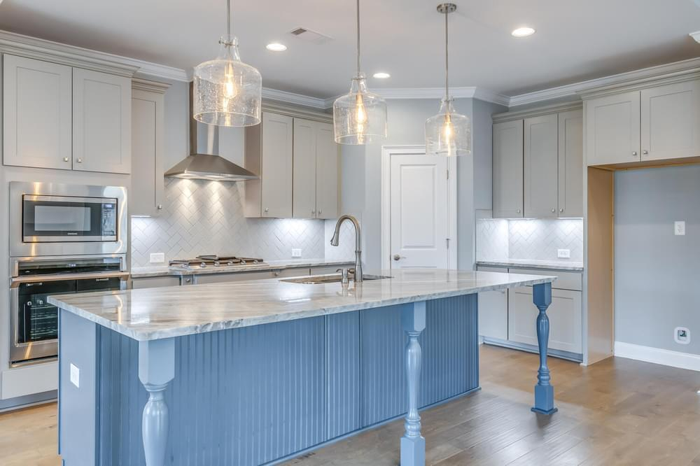 Kitchen featured in the Norwick By Stone Martin Builders in Montgomery, AL