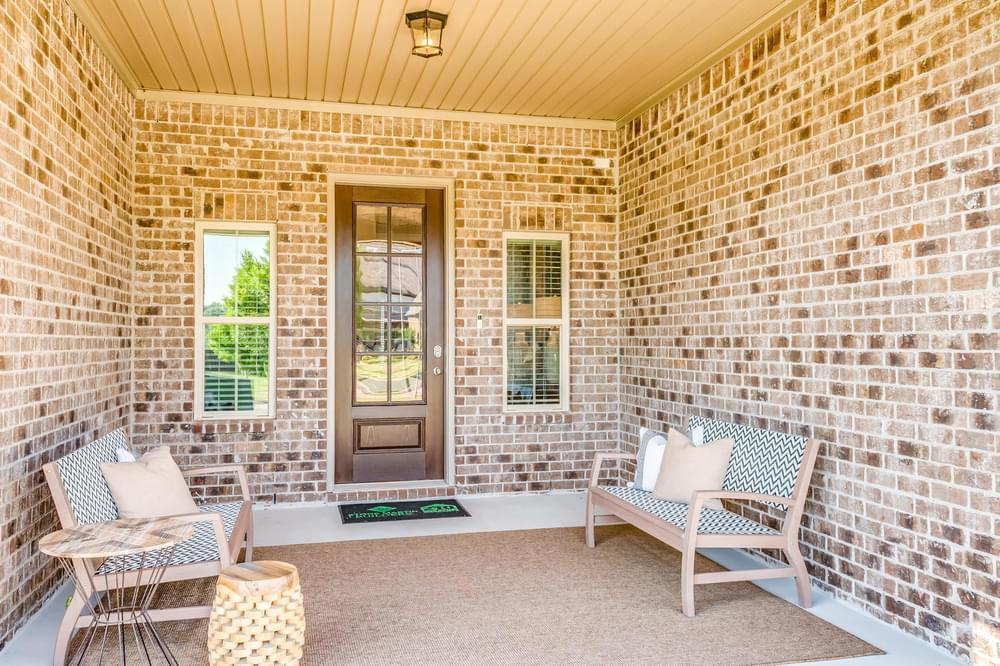 Exterior featured in the Brownsfield By Stone Martin Builders in Montgomery, AL