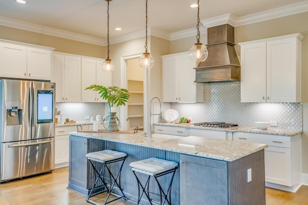 Kitchen featured in the Brownsfield By Stone Martin Builders in Montgomery, AL
