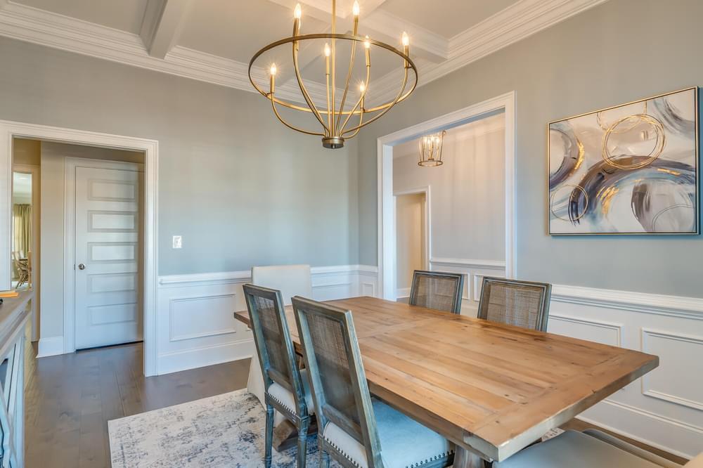 Living Area featured in the Bainbridge II By Stone Martin Builders in Montgomery, AL