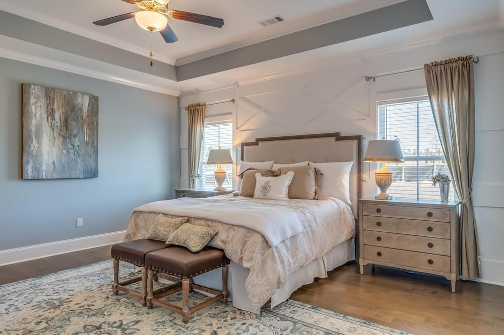 Bedroom featured in the Bainbridge II By Stone Martin Builders in Montgomery, AL