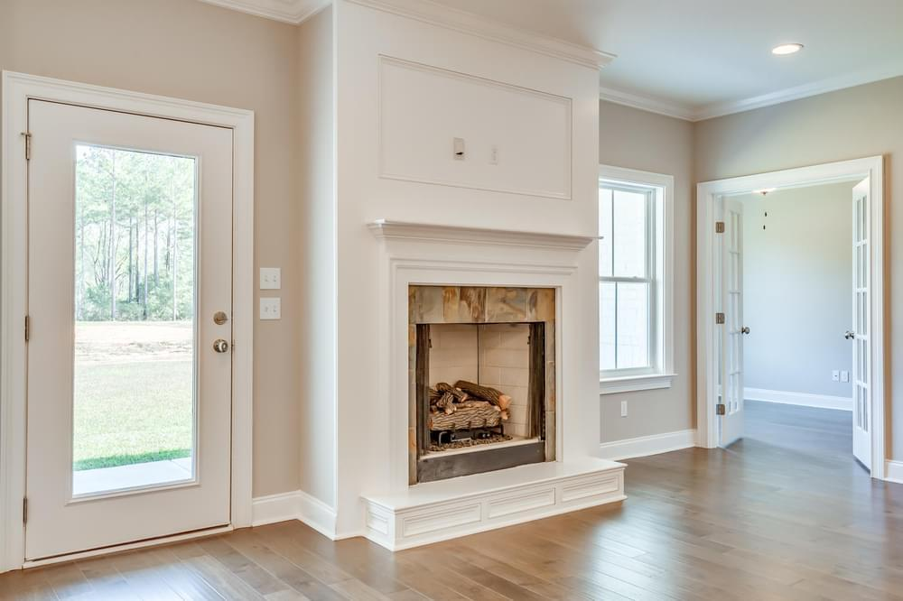 Living Area featured in the Lakewood II By Stone Martin Builders in Montgomery, AL