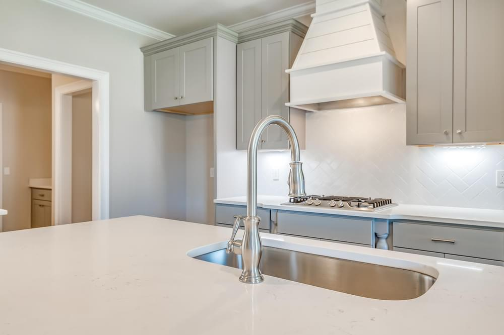 Kitchen featured in the Lakewood II By Stone Martin Builders in Montgomery, AL