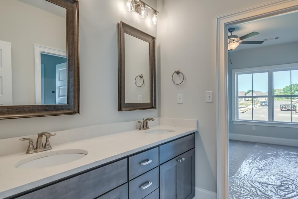 Bathroom featured in the Wakefield By Stone Martin Builders in Montgomery, AL