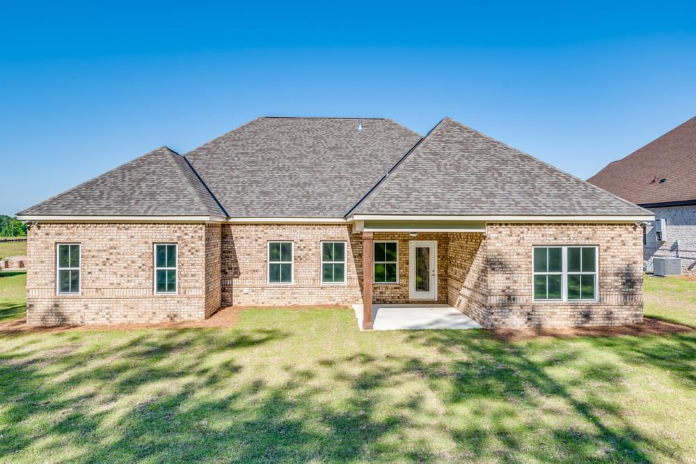 Exterior featured in the Wakefield By Stone Martin Builders in Montgomery, AL