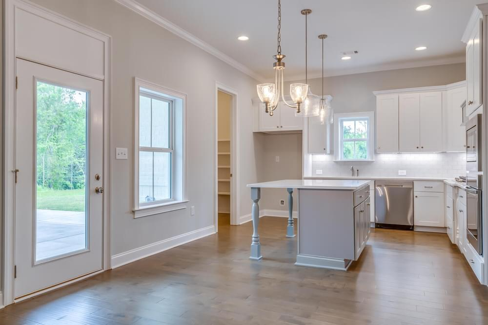 Kitchen featured in the Ashland By Stone Martin Builders in Montgomery, AL