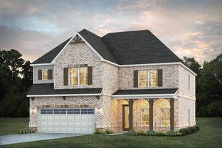 Davenport - The Ledges of Oakdale: Athens, Alabama - Stone Martin Builders