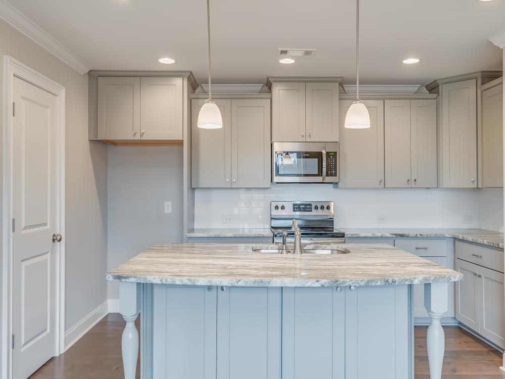 Kitchen featured in the Bridgeport By Stone Martin Builders in Montgomery, AL