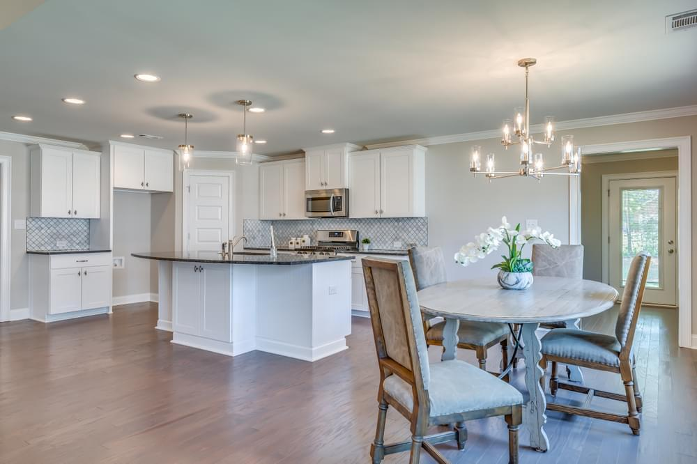 Kitchen featured in the Kinkade By Stone Martin Builders in Montgomery, AL