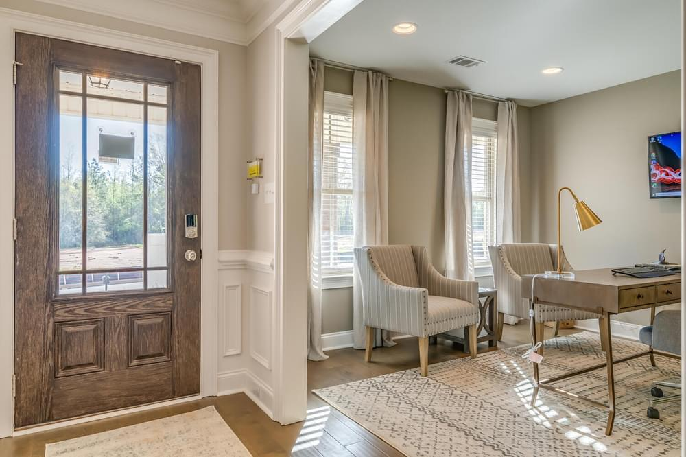 Living Area featured in the Rosewood By Stone Martin Builders in Huntsville, AL