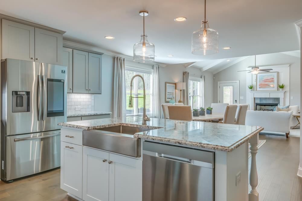Kitchen featured in the Rosewood By Stone Martin Builders in Montgomery, AL