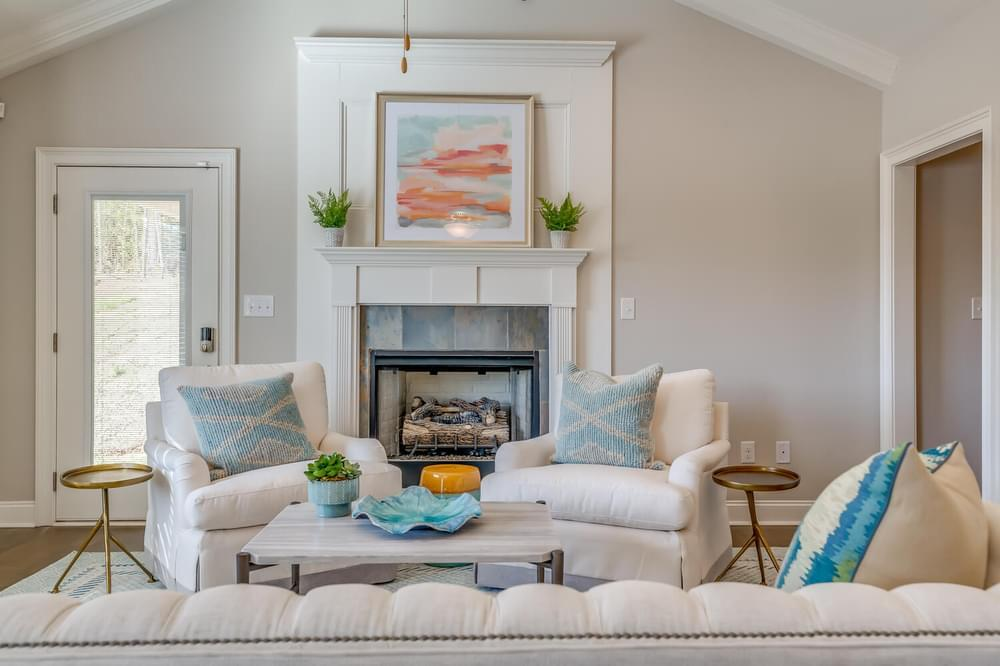 Living Area featured in the Rosewood By Stone Martin Builders in Montgomery, AL