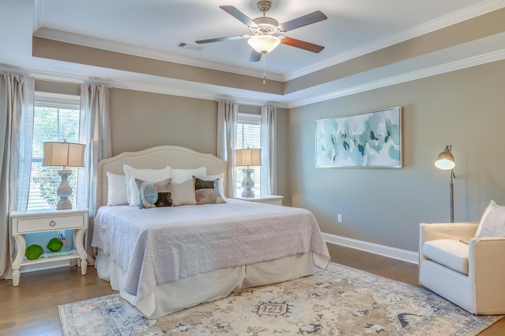 Bedroom featured in the Rosewood By Stone Martin Builders in Montgomery, AL