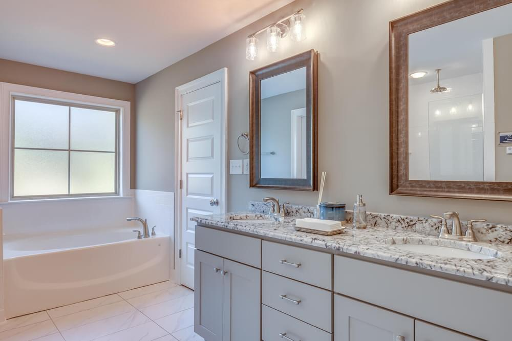 Bathroom featured in the Rosewood By Stone Martin Builders in Montgomery, AL