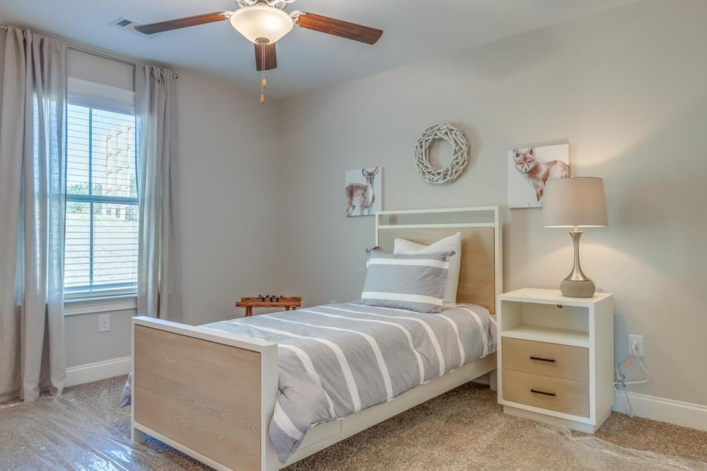 Bedroom featured in the Rosewood By Stone Martin Builders in Columbus, GA