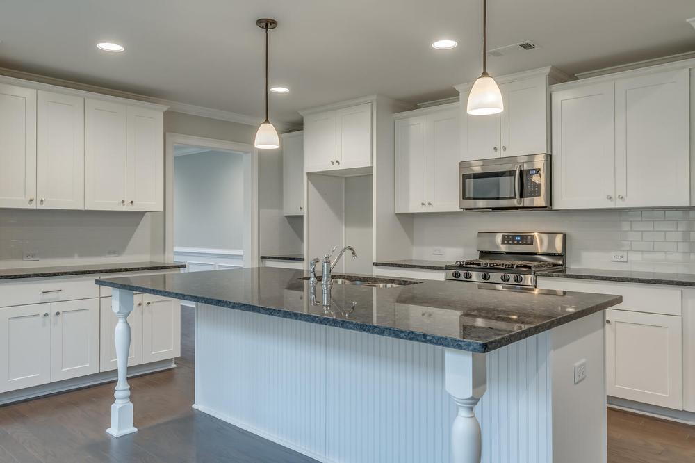 Kitchen featured in the Oakley By Stone Martin Builders in Montgomery, AL
