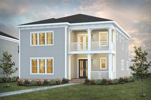 Thornberry - Town Madison: Madison, Alabama - Stone Martin Builders