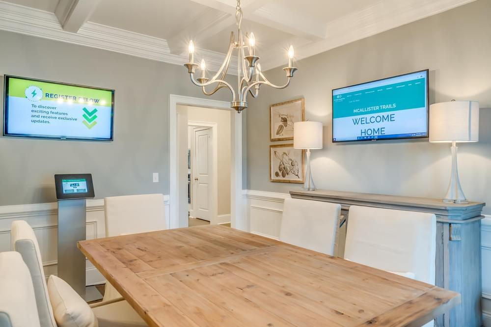 Living Area featured in the Fairhope By Stone Martin Builders in Columbus, GA