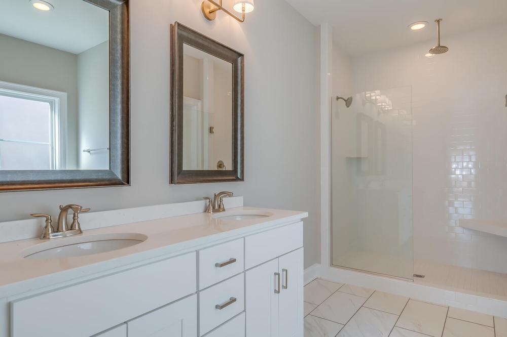 Bathroom featured in the Newcastle By Stone Martin Builders in Columbus, GA