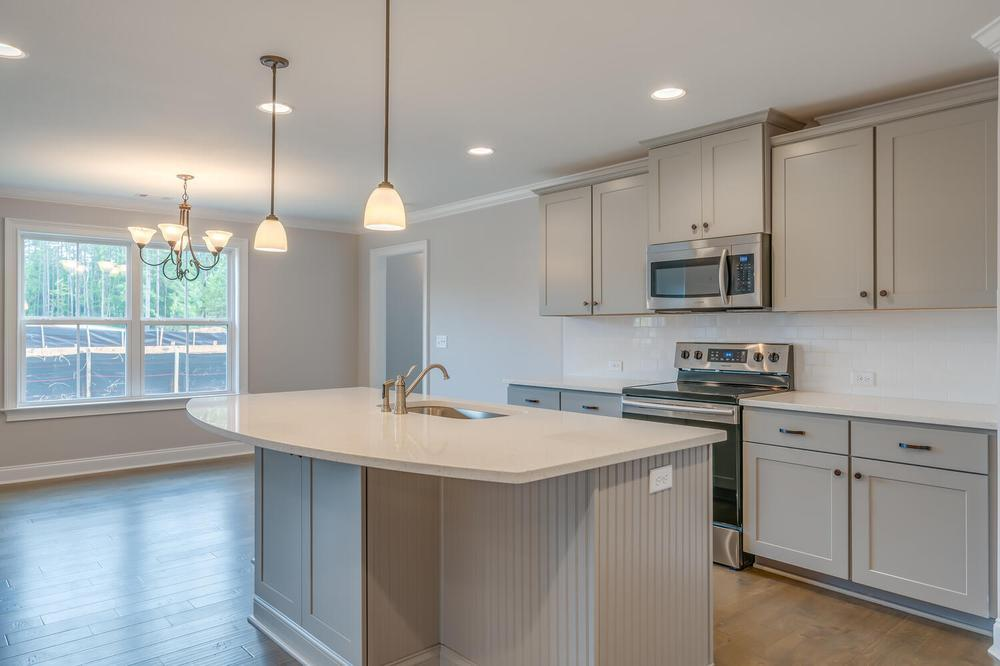 Kitchen featured in the Hampton By Stone Martin Builders in Montgomery, AL