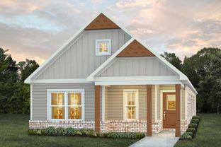 Milton - Camden Ridge: Auburn, Alabama - Stone Martin Builders