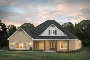 Dogwood II - The Crossings: Madison, Alabama - Stone Martin Builders
