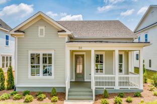 Danbury G - Clift Farm: Madison, Alabama - Stone Martin Builders