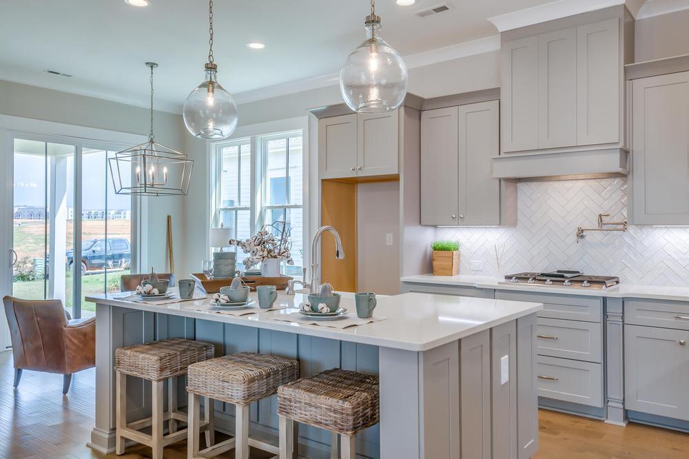 Kitchen featured in the Danbury G By Stone Martin Builders in Huntsville, AL