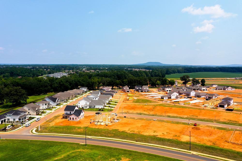 'Clift Farm' by Stone Martin Builders in Huntsville