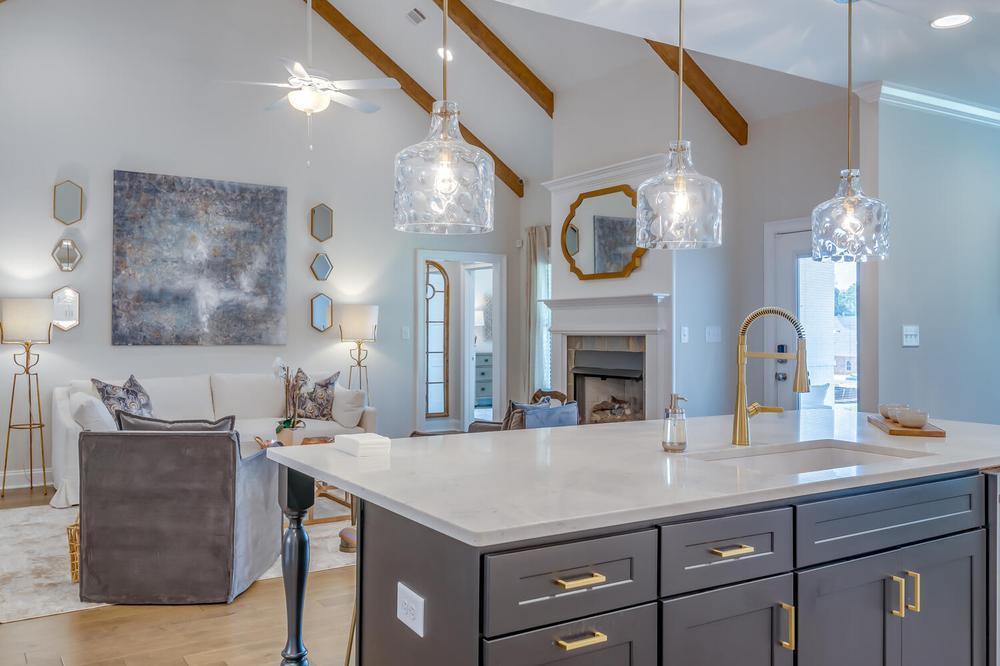 Kitchen featured in the Shackleford II By Stone Martin Builders in Auburn-Opelika, AL