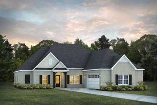 Alexandria - Cannongate: Opelika, Alabama - Stone Martin Builders