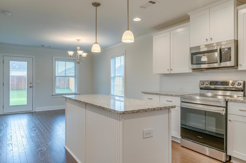 Kitchen featured in the Newport By Stone Martin Builders in Montgomery, AL