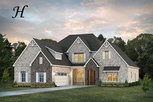 Ashland - Eastview: Madison, Alabama - Stone Martin Builders