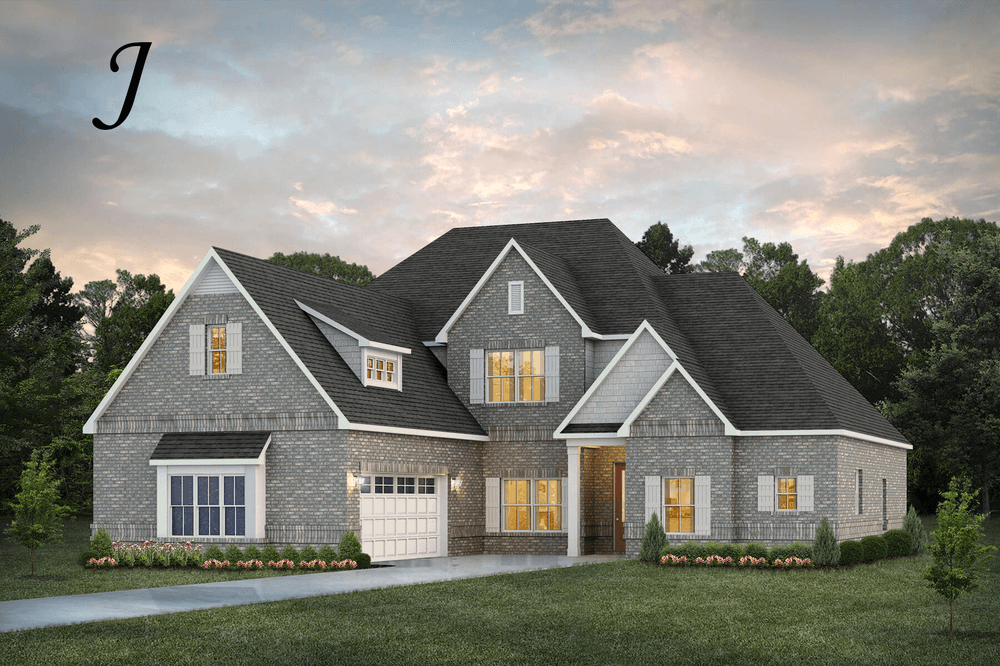 Exterior featured in the Ashland By Stone Martin Builders in Montgomery, AL