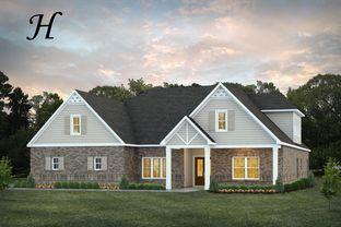 Bainbridge II - Mulberry Grove: Fortson, Georgia - Stone Martin Builders