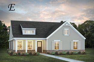 Briarwood - Camden Ridge West: Auburn, Alabama - Stone Martin Builders