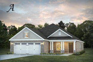 Bridgeport - Hidden Lakes: Opelika, Alabama - Stone Martin Builders