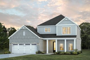 Brunswick - Allen Acres: Madison, Alabama - Stone Martin Builders