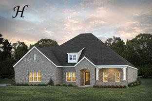 Dogwood II - Cannongate: Opelika, Georgia - Stone Martin Builders