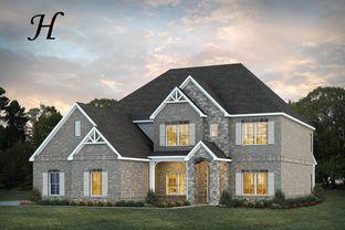Ellington - Eastview: Madison, Alabama - Stone Martin Builders